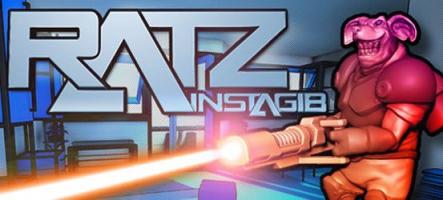 Ratz Instagib : un FPS façon cartoon