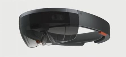 Windows Holographic : Microsoft lance les lunettes à réalité virtuelle