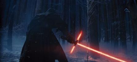 Star Wars : les nouveaux sabres lasers de l'Episode 7