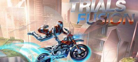 Trials Fusion : le multijoueur disponible