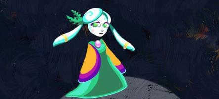 Gravity Ghost : devenez une petite fille morte