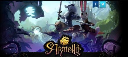 Armello, un jeu de plateau Fantasy en ligne