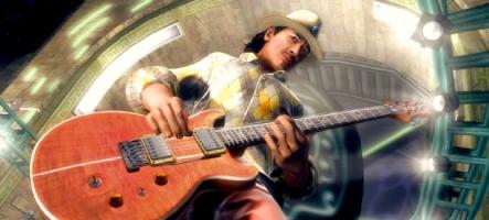Carlos Santana dans Guitar Hero 5