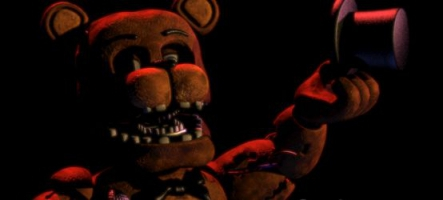 Five Nights at Freddy's 3 : prêt à mourir de peur ?