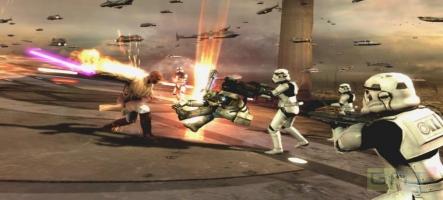 Des informations sur les DLC pour Star Wars : Le pouvoir de la force