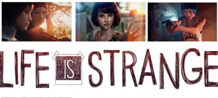 Life is Strange : le jeu made in France sort aujourd'hui