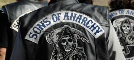 Sons of Anarchy, le jeu vidéo est disponible
