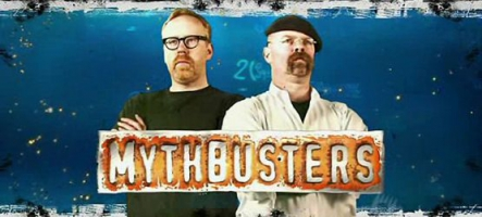 Les Mythbusters s'attaquent à Doom et Fruit Ninja