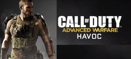 (Test) Call of Duty Advanced Warfare : Havoc (Xbox One, Xbox 360, PC, PS4, PS3)