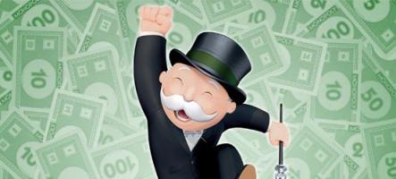 Trouvez les 20 000 € cachés dans les jeux Monopoly !