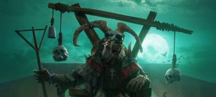 Warhammer: End Times - Vermintide. Du combat en coop.
