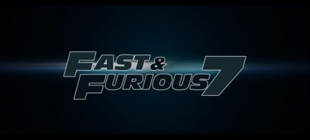 Fast & Furious 7 : La nouvelle bande-annonce