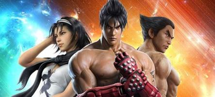 Tekken 7 : La cinématique d'ouverture du jeu