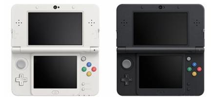 La New Nintendo 3DS sort aujourd'hui !