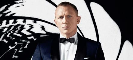 SPECTRE : Découvrez le nouveau James Bond !