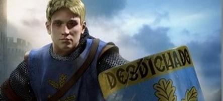 Il passe 10 000 heures de sa vie sur Crusader Kings II