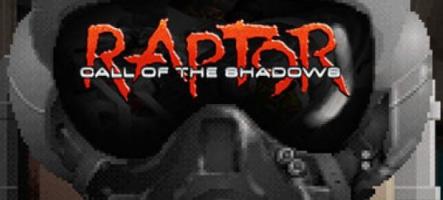 Raptor : sortie de la version remasterisée d'un vieux jeu datant de 1994