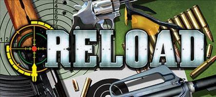 Reload : Un FPS réaliste pour vous entraîner au maniement des armes