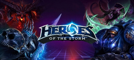 Concours Blizzard : Gagnez 150 clefs pour Heroes of the Storm !