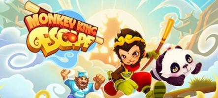 Monkey King Escape, un jeu inspiré d'une légende chinoise