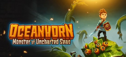 Oceanhorn: Monster of Uncharted Seas, un jeu d'aventure prometteur !