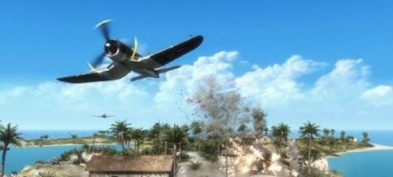 La map Coral Sea pour Battlefield 1943 enfin débloquée sur PS3
