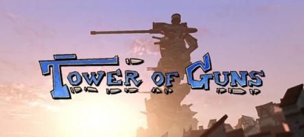 Tower of Guns, un jeu aléatoire