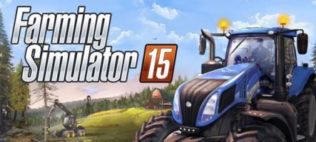 Moi, je vais au Salon de l'Agriculture parce qu'il y aura Farming Simulator