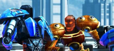 Frozen Cortex : un jeu de sport et d'action au tour par tour