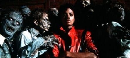 Une Playstation dédicacée par Michael Jackson