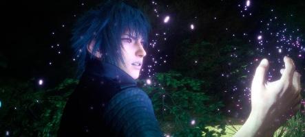 Final Fantasy XV : découvrez 45 minutes de gameplay