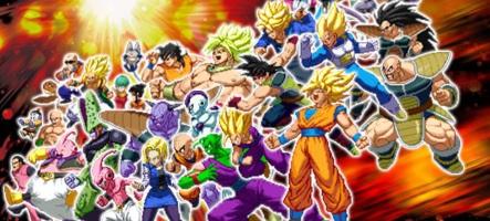 Les premières images de Dragon Ball Z : Super Extreme Butôden