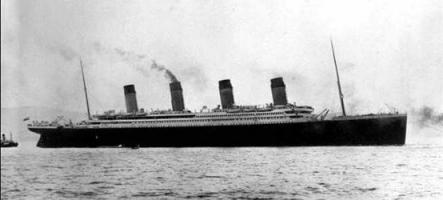 Titanic : Un jeu dans lequel vous explorez le bateau durant son naufrage