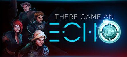 There Came An Echo, un jeu de stratégie à contrôle vocal