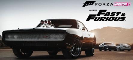 Forza Horizon 2 présente Fast & Furious, un DLC gratuit