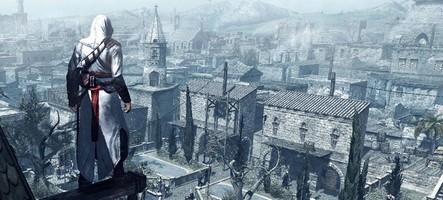 C'est prouvé : personne ne peut survivre aux sauts de la foi d'Assassin's Creed