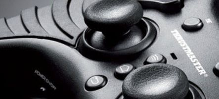 Test de la Manette PC et Android Thrustmaster Score-A Wireless Gamepad
