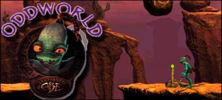 Oddworld: New 'n' Tasty est disponible