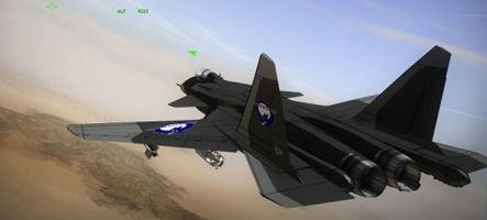 Vector Thrust, un jeu de combat aérien accessible en bêta