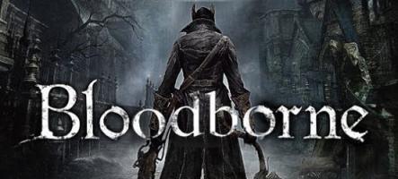 Bloodborne : un combat contre un boss