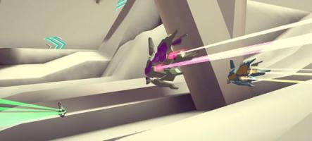 Beyond 35000 : une démo pour ce jeu de courses futuriste