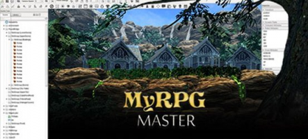 MyRPG Master : Créez votre propre jeu de rôle très simplement
