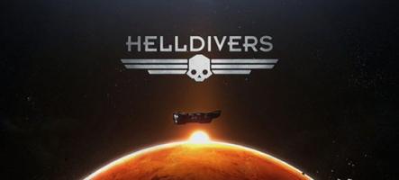 Helldivers sort aujourd'hui sur PS4, PS3 et PS Vita