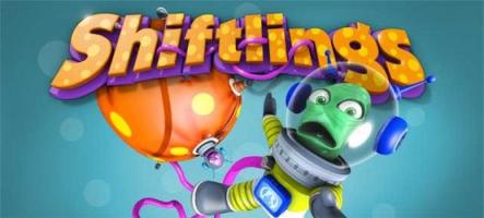 Shiftlings, un jeu de plateformes délirant, sort aujourd'hui
