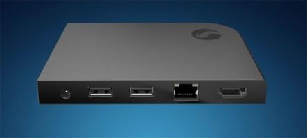 Valve annonce la Steam Link, pour streamer vos jeux sur tous vos PC