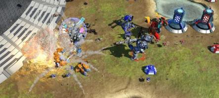 Servo, un nouveau jeu de stratégie par des anciens d'Age of Empires