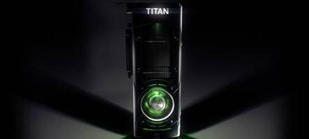 Nvidia GTX Titan X : la nouvelle carte haut de gamme avec 12Go de mémoire vidéo
