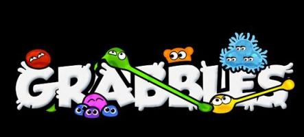 Grabbles, un jeu de plateformes qui vous a à l'oeil