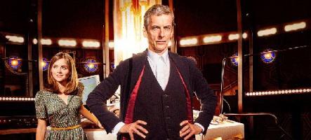 Concours : Gagnez 10 coffrets de Dr Who saison 8