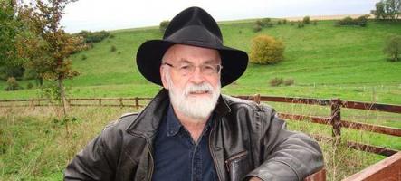 Sir Terry Pratchett est mort.